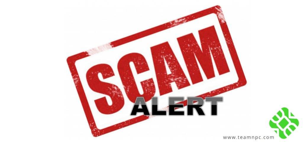 COVID-19 Phone Scam Alert