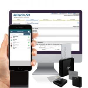 Authorize.Net Mobile POS (MPOS)